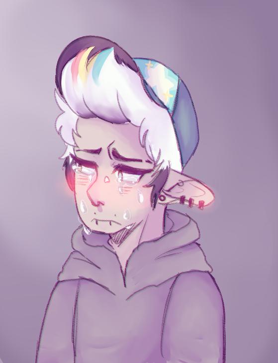 cry baby by irlnya