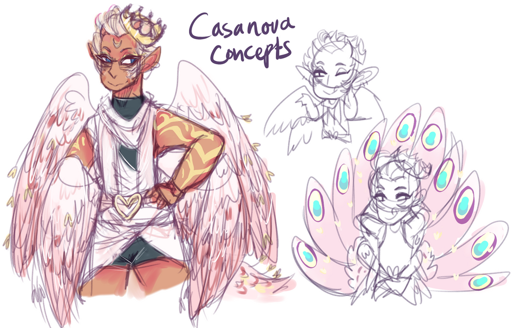 casanova concepts by irlnya