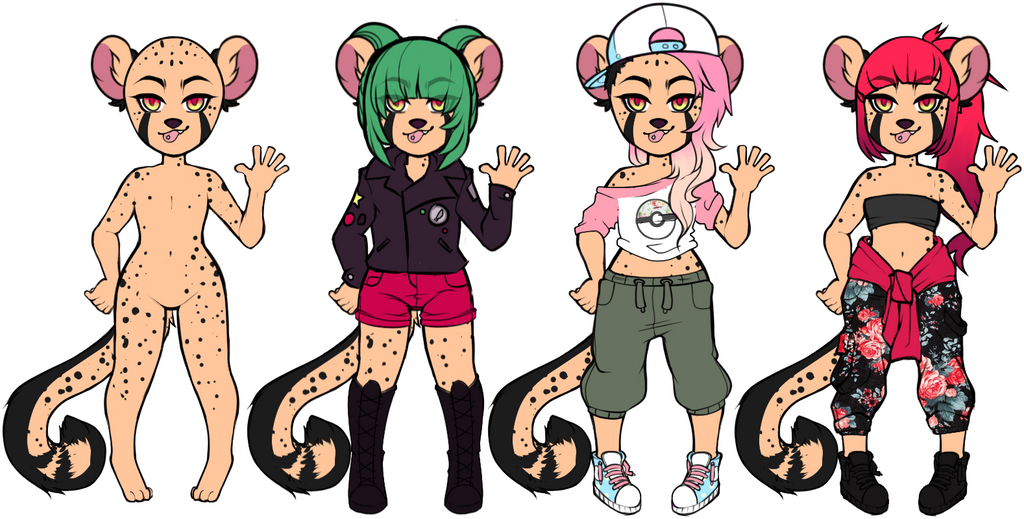 marcie outfits by irlnya