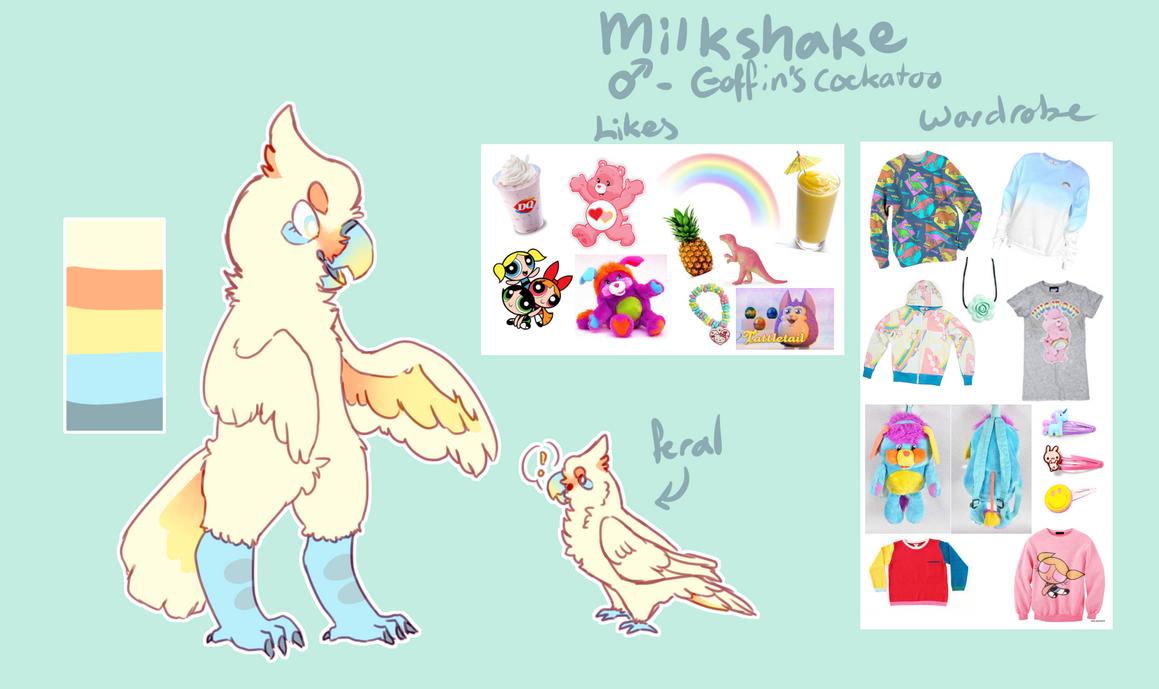 milkshake ref !! by flvffy