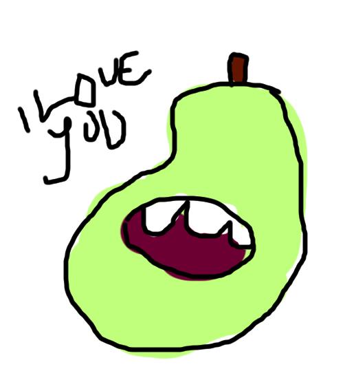 i love you by irlnya