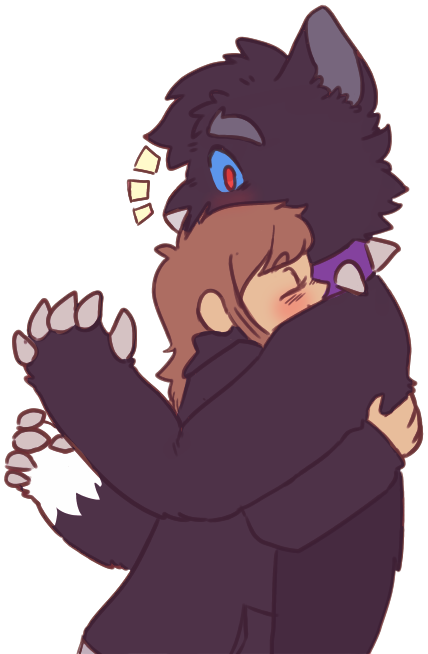hug by irlnya