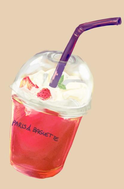 strawberry velvet cream dream by irlnya
