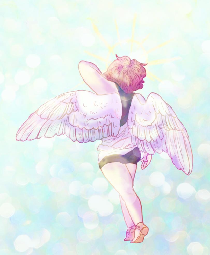 angelic by irlnya