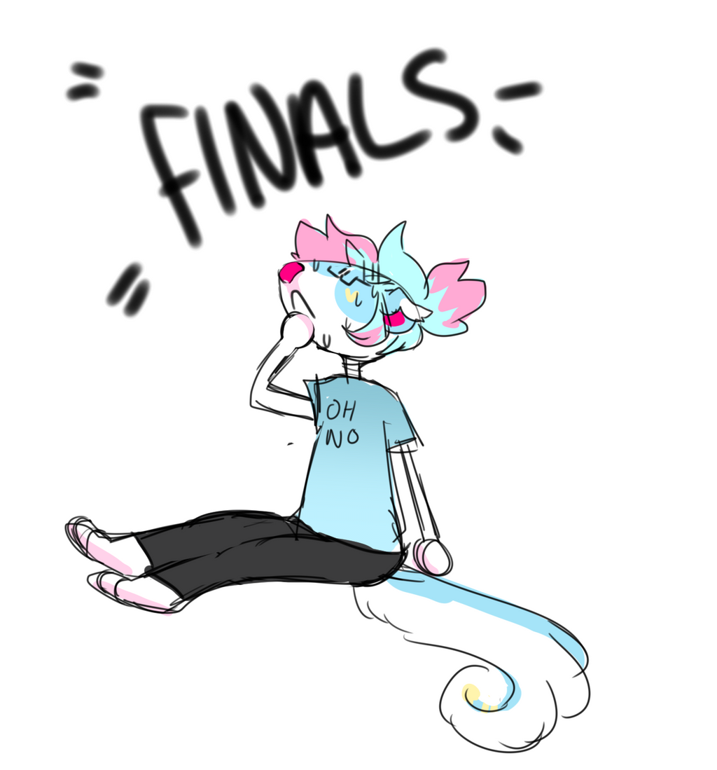 FINALS.... (please read) by irlnya