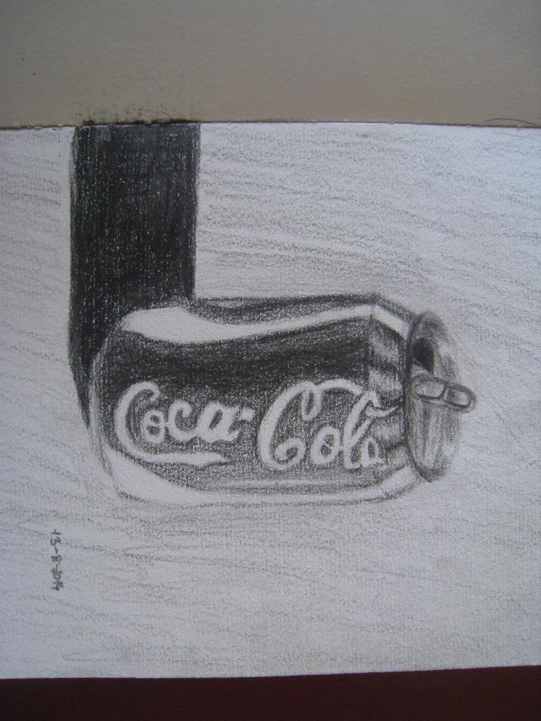 Coke by CrazyJefffersonian