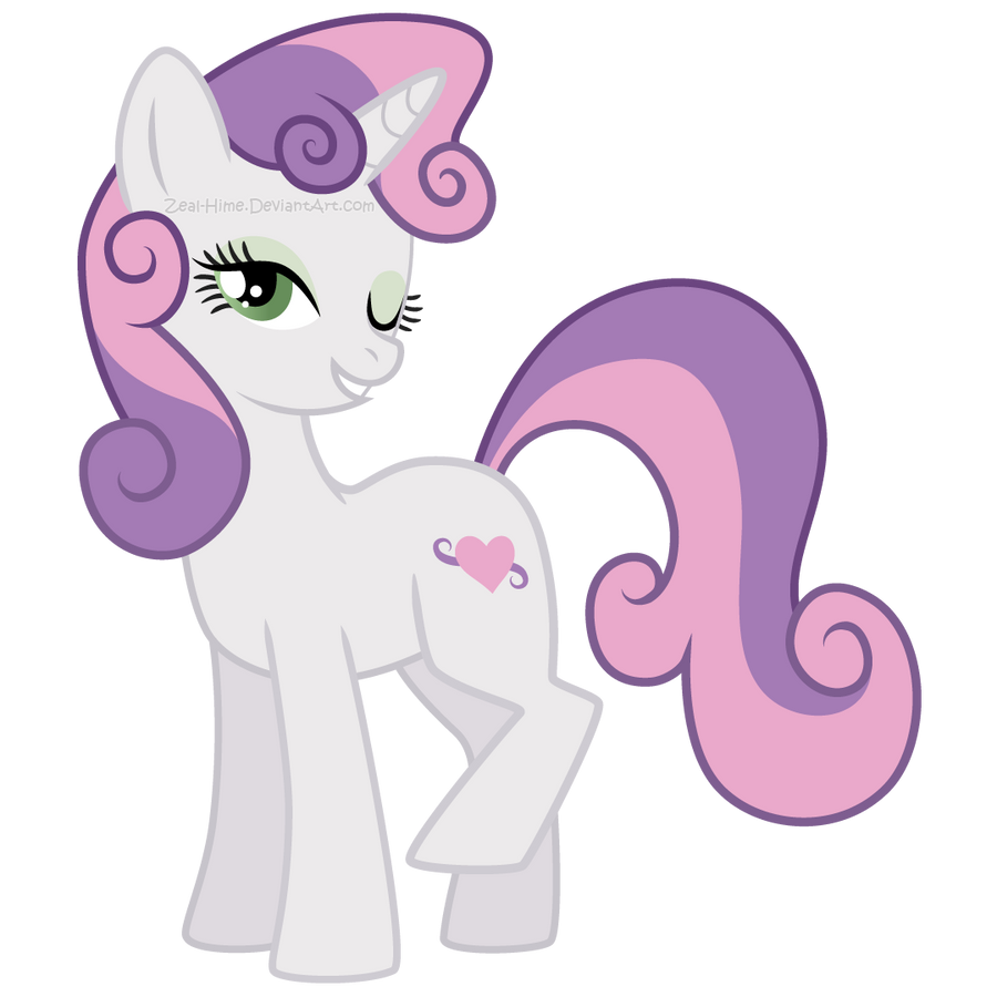Adult Sweetie Belle by