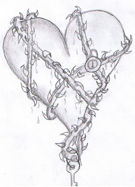Key To A Broken Heart By RoseMaiden666 On DeviantArt