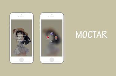 Moctar by blackbrV