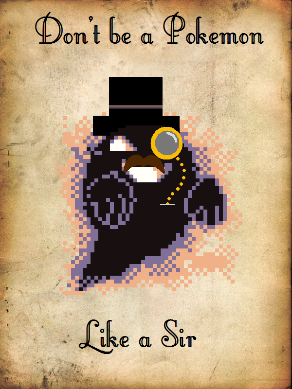 Like A Sir Missingno By Rthecreator On Deviantart