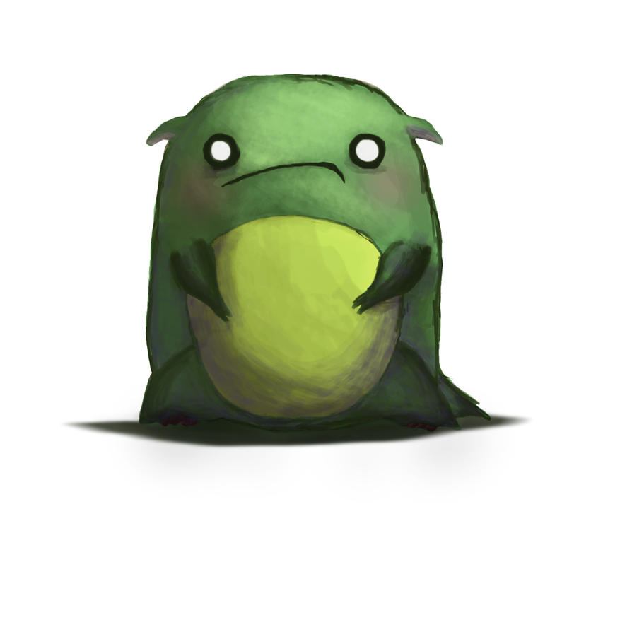 cute monster