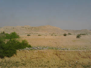 A View from Train Window - 9