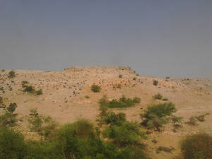 A View from Train Window - 11
