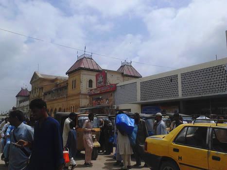Karachi Cantt Railway Station