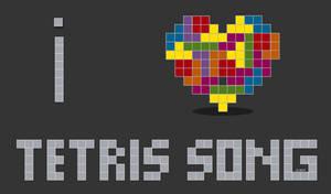 I Love Tetris song