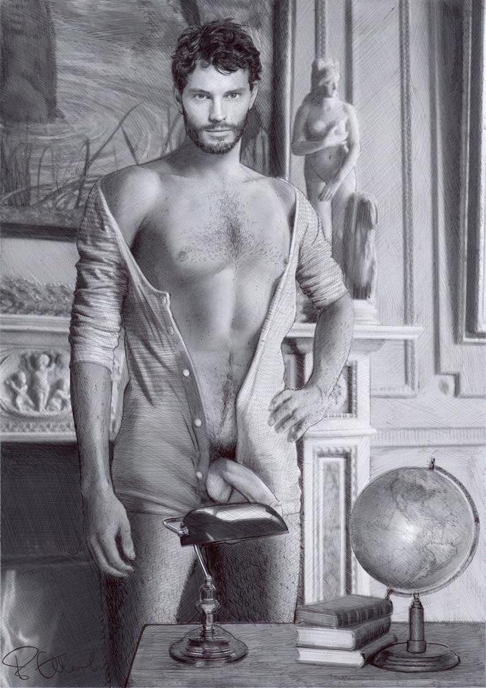 Jamie Dornan - Fade to Grey by prettymodelboy