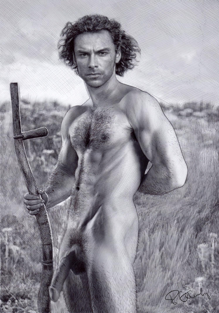 Aidan Turner as Captain Ross Poldark (BBC TV) by prettymodelboy