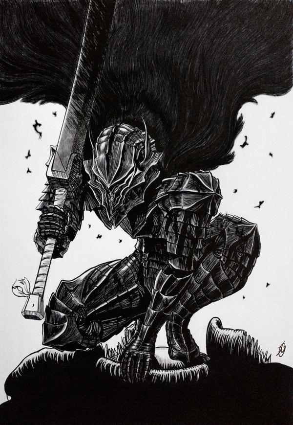 The Berserker Armor