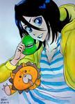 True Friends | Rukia and Kon by VizardGirl