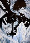 Undivided | Zangetsu by VizardGirl