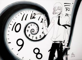 #14 Clock