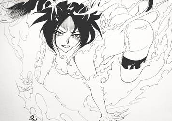 #27 Thunder by VizardGirl