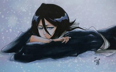 White Shadows | Kuchiki Rukia