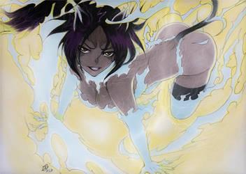 Thunderstruck | Yoruichi Shihouin