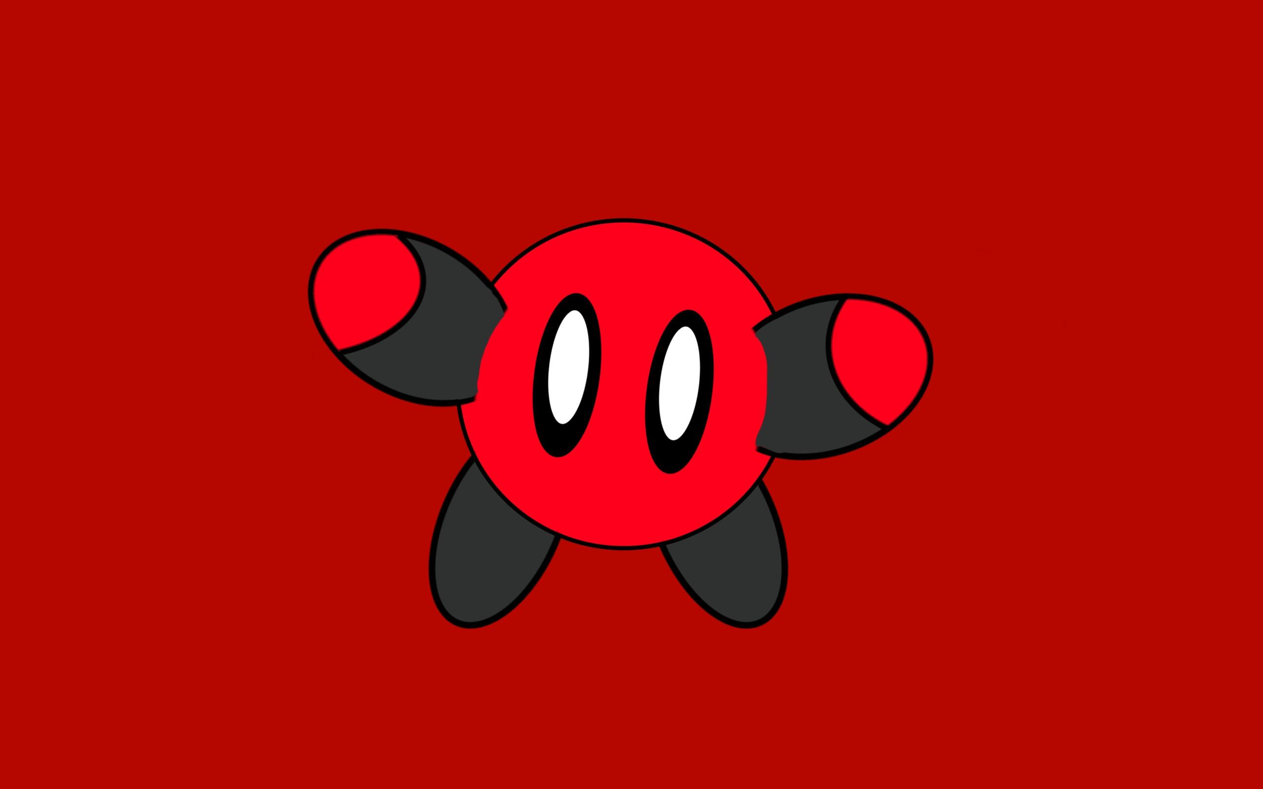 Deadpool Kirby V1 By Loucacoles On Deviantart