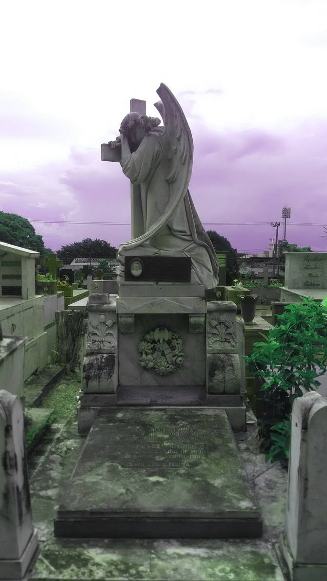 hue angel tombstone