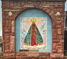 our lady of aparecida's art 2
