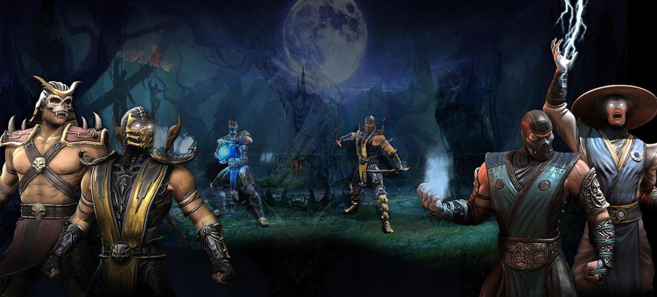 Kitana Mortal Kombat 9 Wallpaper Model
