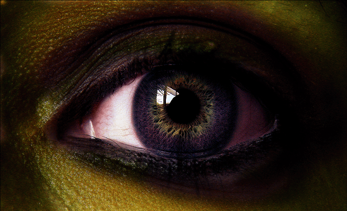 The Mutant's Eye by Synthetic-Solution