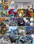 Inai10's Pokemon Type meme