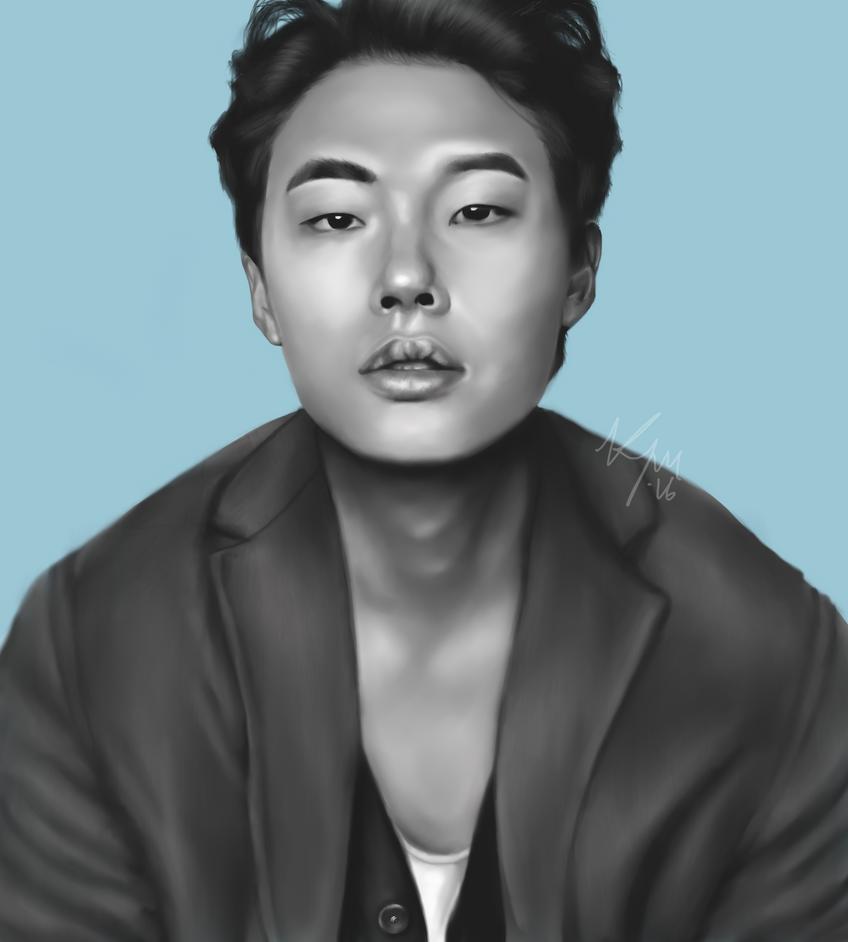Ryu Jun Yeol by katiekat228