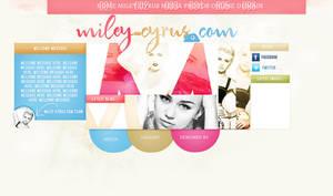 Miley Cyrus Premade
