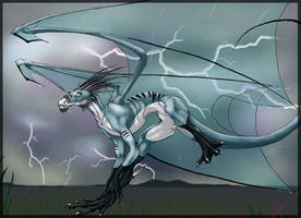 :Beju's Storm: by FoxLogic