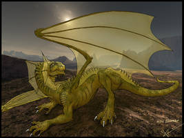 :Dragon's Scape: by FoxLogic