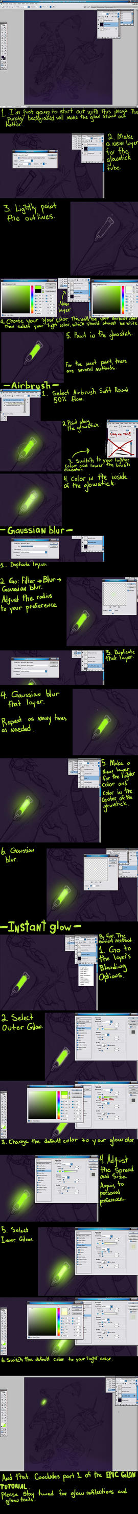 EPIC GLOW TUTORIAL PART 1 by GearOtter