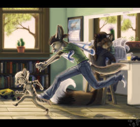 life scene no. 253 by GearOtter
