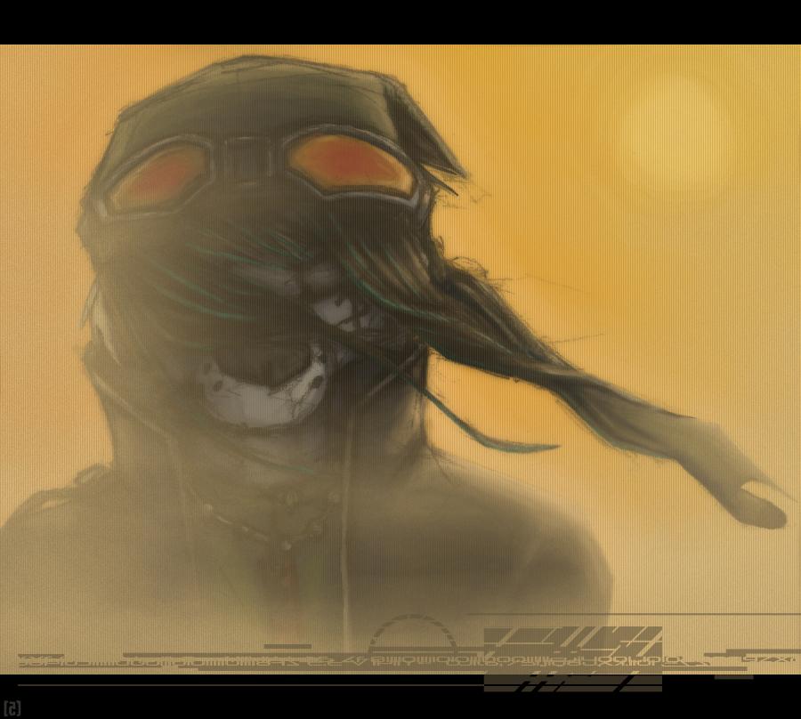 windblown. by GearOtter