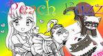 Peach Fuzz Wallpaper by TopaztheHedgehog123