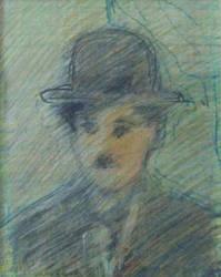 Charlie Chaplin by jos24
