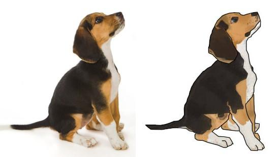 Trying To Draw A Beagle By Skyblue196 On Deviantart