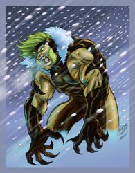 Sabretooth aka 'Kold Kitty'