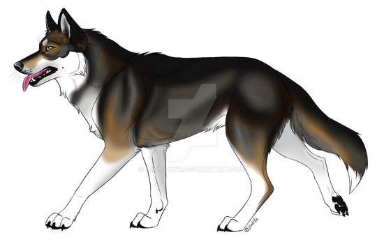 :CO: for wolven-fangs