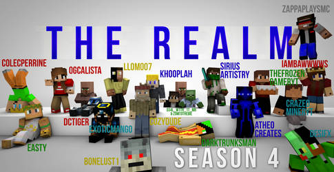 The Realm: Season 4 by Seri0us1y