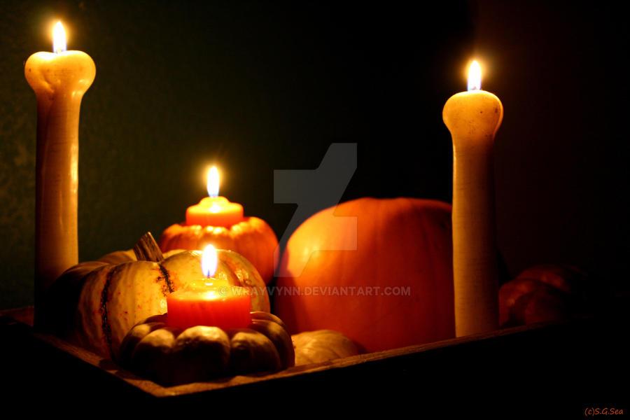 Happy Halloween 2009 by Wrayvynn