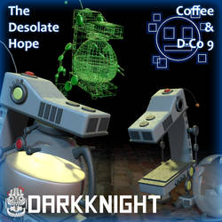 [The Desolate Hope] Coffee and D-Co 9 SFM Release by DarkKnightPL