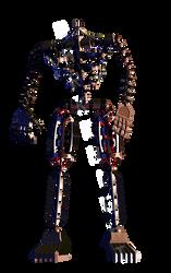 [FNaF3] Springlock Endoskeleton